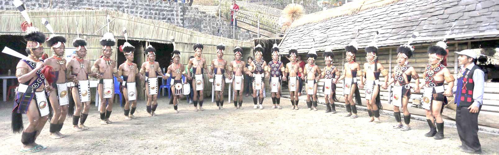 Nagaland - Hornbill Festival Kohima